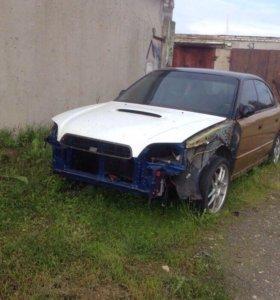 Subaru legacy b4 (be5, bh5) в разбор