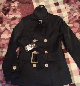 Пальто ветровка