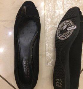 Туфли женские новые geox, Италия