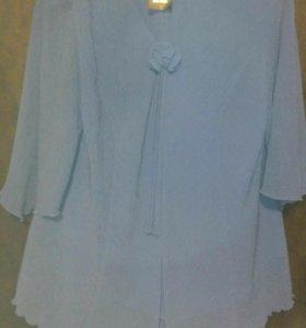Костюм новый юбка+блуза