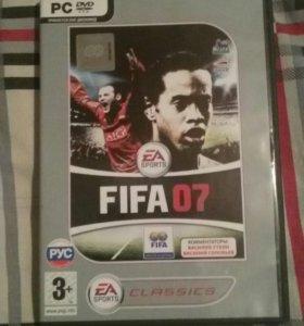 Fifa 07 на ПК лицензия