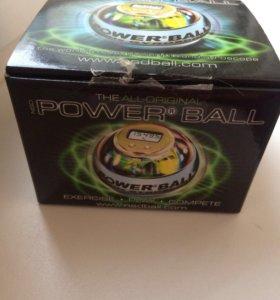 Тренажёр для рук Power ball новый