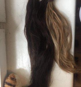 Волосы для наращивания, Наращивание волос