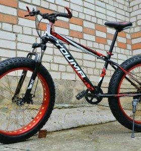 Fatbike Фэтбайк горный велосипед шины 26*4 дюйма