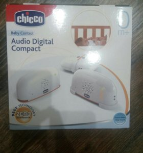 Радионяня chicco digital compact