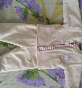 Флисовый костюм