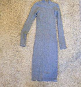 Платье в обтяг