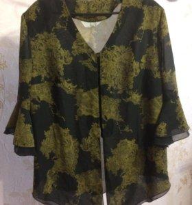 Блуза 60 размера