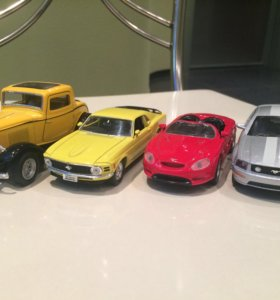 Ford 3 Window Coupe'32/Mustang '70/Much111/GT'06