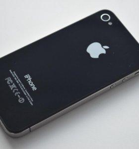 iPhone 4, 8GB, Black