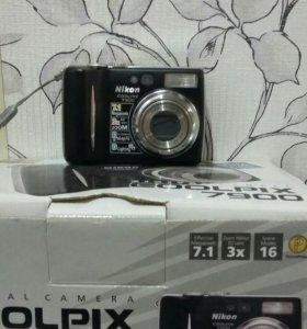 Фотоаппарат Nikon Coolpix 7900