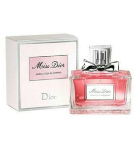 Духи Christian Dior Miss Dior Absolutely Blooming