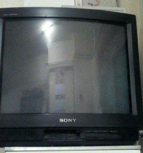 Телевизор Sony Trinitron, '64 cm