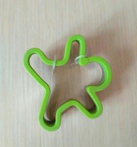 Формочка для выпекания печенья вырезки