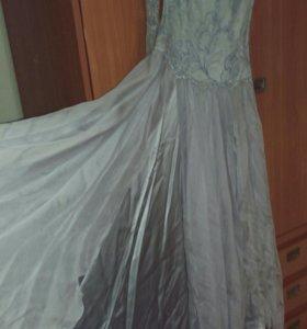 Платье вечернее. Эксклюзив. Дизайн