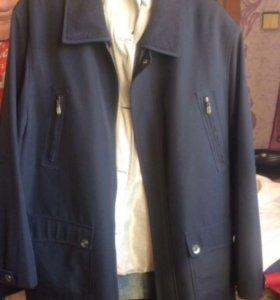 Куртка мужская новая 56-58
