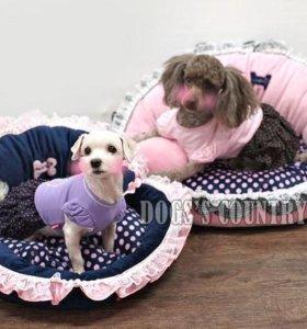 Лежаки и дома для кошек и собак