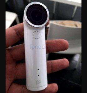 Экшен камера НТС Re 1080 wi-fi