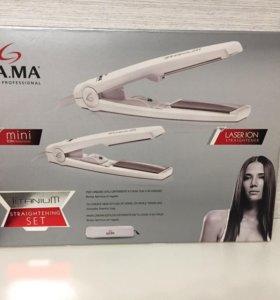 Выпрямитель для волос GAMA