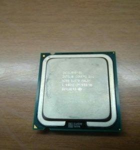 Процессор INTEL CORE 2 DUO 4300. 2-х ядерный.