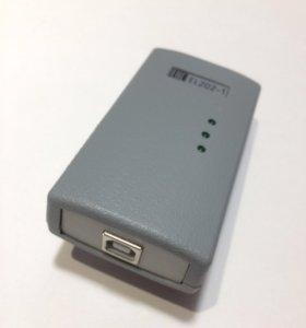 Преобразователь интерфейсов RS232 - USB