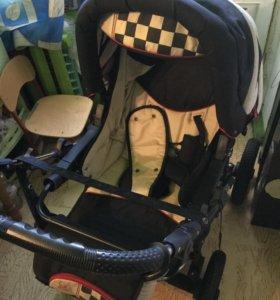 Детская коляска после одного ребёнка тако