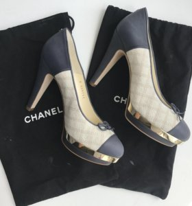 Туфли Chanel (pumps) оригинал
