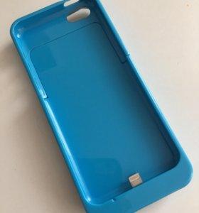 Чехол-батарея для iPhone 5