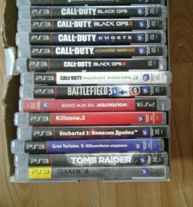 Игры для Sony 3