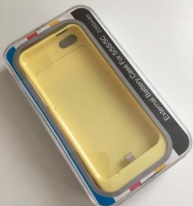 Чехол зарядка для айфон 5s