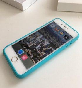 Чехол-зарядка для iPhone 6, 6s, 7.