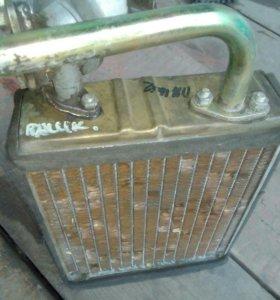Радиатор + кран отопителя 2101-2107