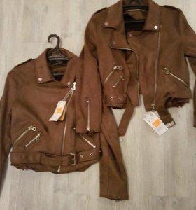 Куртка Zara раз 40-46