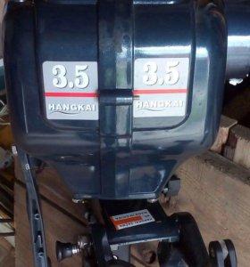 Лодочный мотор Ханкай 3.5 Китайский