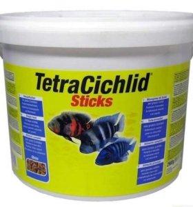 Корм для рыб. Tetra