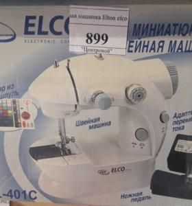 Швейная машинка Elco