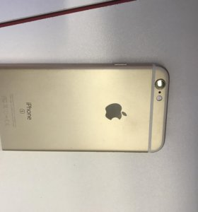iPhone 6 s,gold