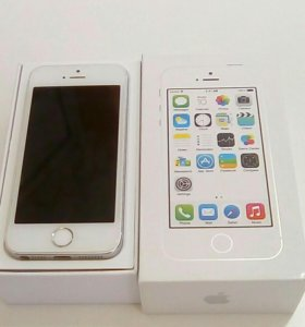 Iphone 5S 32G,Silver