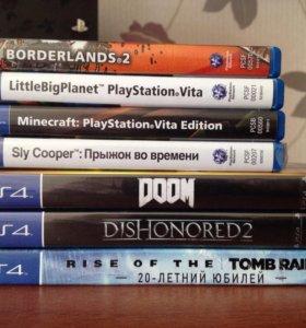 PS4/PSvita обмен продажа