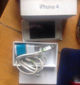 iPhone 4 на 8гиг