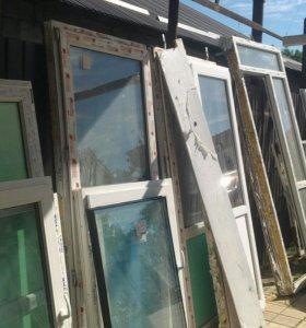 Двери металлические и пластиковые