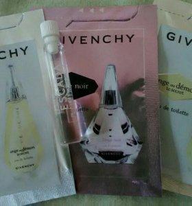Пробники Givenchy,Escada👛💰