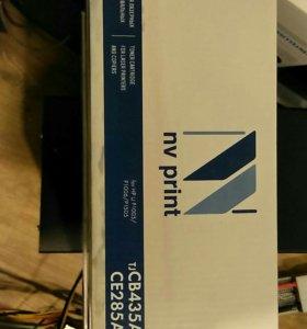 Картридж nv print для hp lj p1005, p1006, p1505