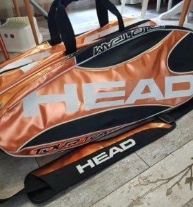 Спортивная сумка-рюкзак Head для большого тенниса