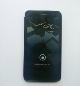 Alcatel one touch Scribe HD 8008D