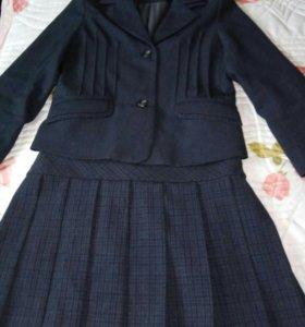 Школный костюм для девочки