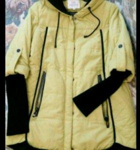 Куртка весна-осень р. 46-48
