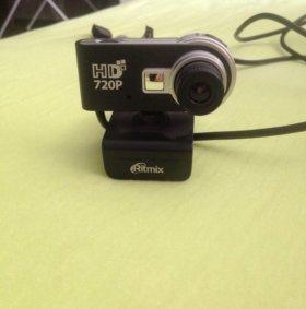 Веб камера ritmix