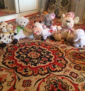 Все за 400 Мягкие игрушки