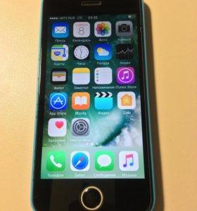 iPhone 5C 32Гб продажа/обмен